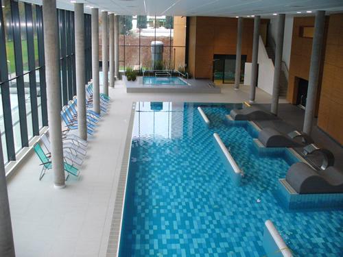 Hotel-, Wellness & Bäderbauten